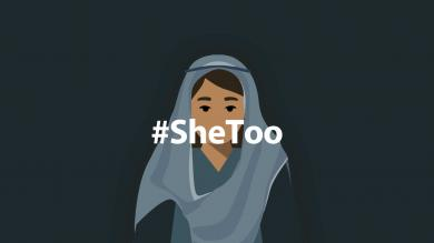 #SheToo podcast series