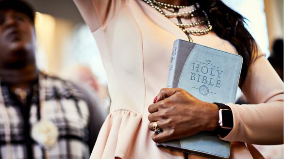 Five ways to pray with the Bible