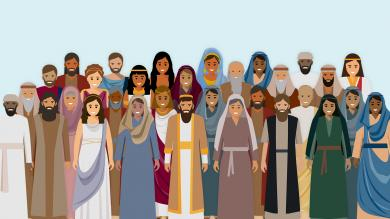 bible characters pictures guess the emoji bible story! - articles about the bible