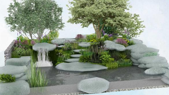 Bible Society is going to the RHS Chelsea Flower Show)