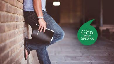 The God who Speaks: The Year of the Word