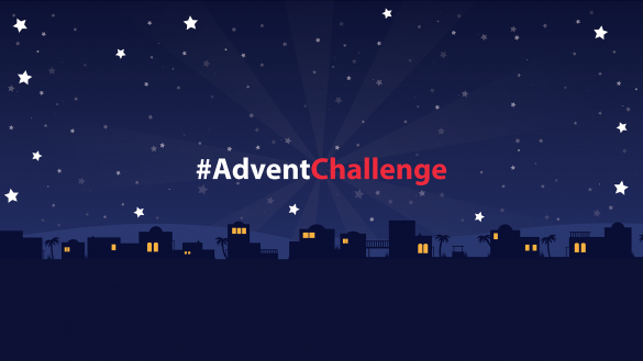 10 reasons to take on #AdventChallenge according to previous participants