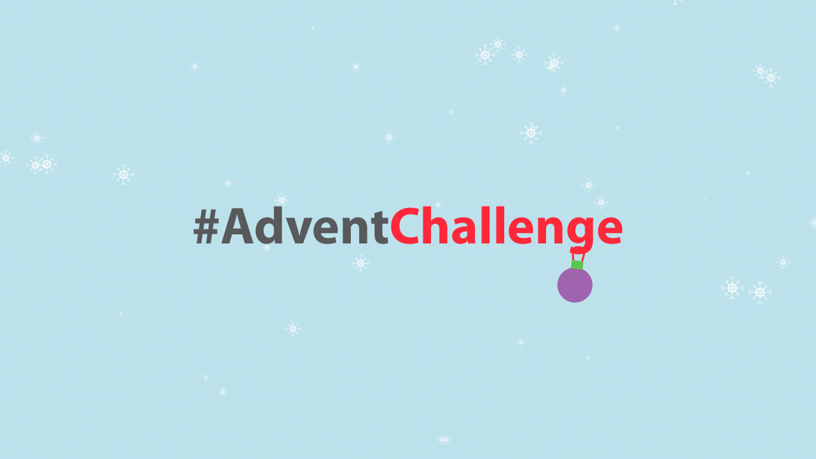 10 reasons to take on #AdventChallenge according to last year's participants