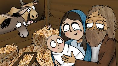 How well do you know the Nativity story?
