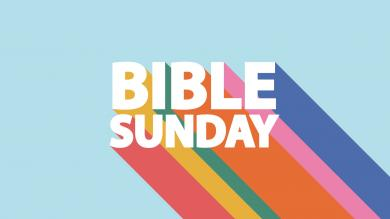Free resources for Bible Sunday 2020