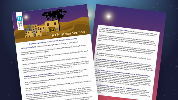 christmas with bible society bible society