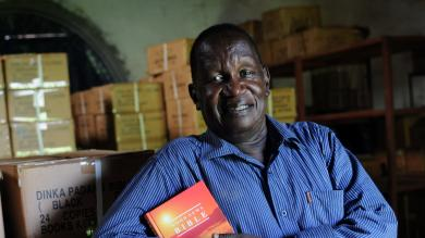 Bibles for war-torn South Sudan