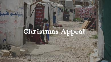 Give hope to refugees this Christmas