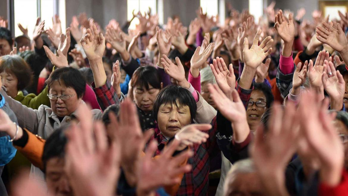 Will you support the rapidly growing Chinese Church this Giving Tuesday?)