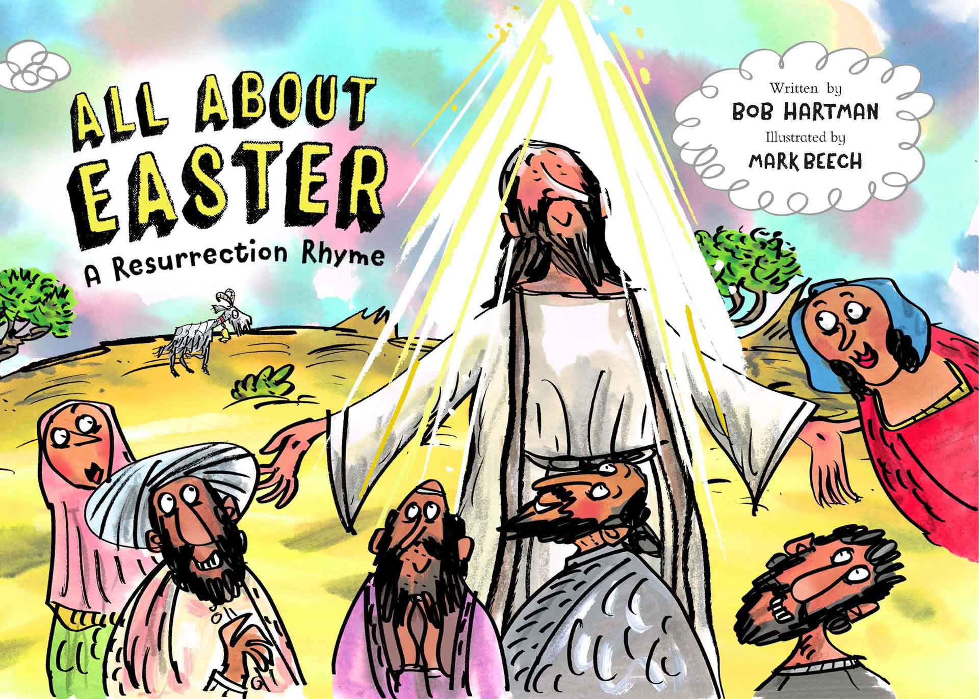 All About Easter: A Resurrection Rhyme