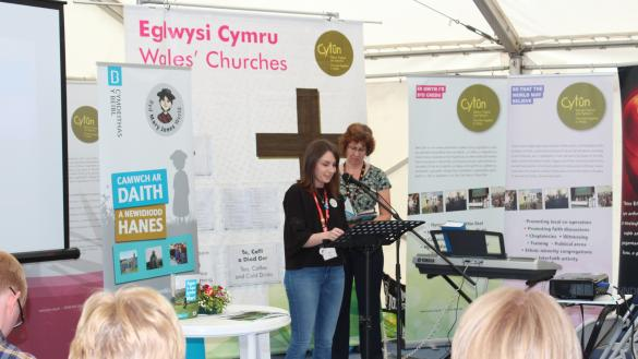 Book launch: 'Agor Y Gair Gyda Mari' (Opening the Word with Mary)