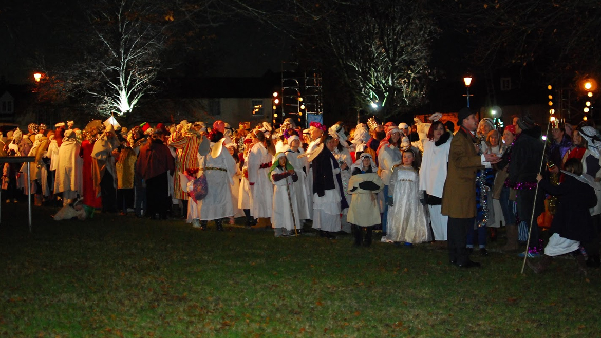 Bible Society breaks Guinness World Record for World's Largest Nativity