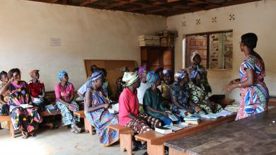 The Literacy Ladies of The Central African Republic