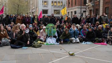 After Extinction Rebellion: why climate change protest is biblical