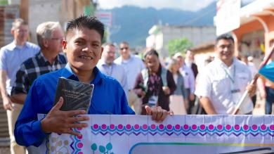 Full Bible translation tops 700 languages for first time