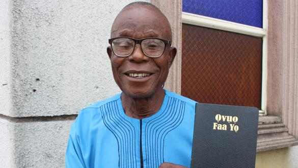 Joy in Nigeria as New Testament translation celebrated)