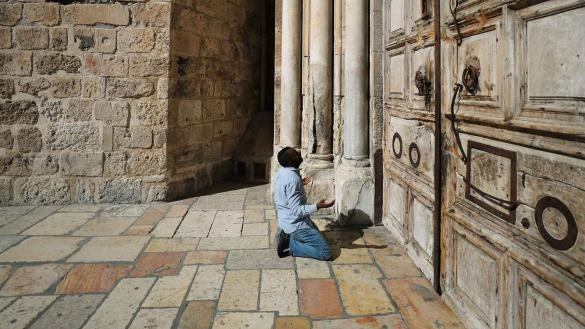 Lament in lockdown: a message from the Arab Israeli Bible Society)