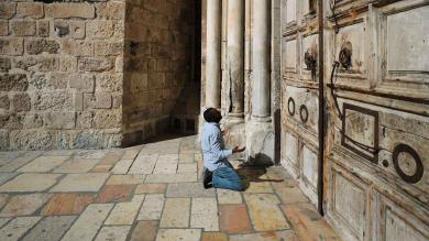 Lament in lockdown: a message from the Arab Israeli Bible Society
