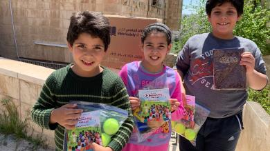 Bible Society in Jordan given special permission to deliver supplies