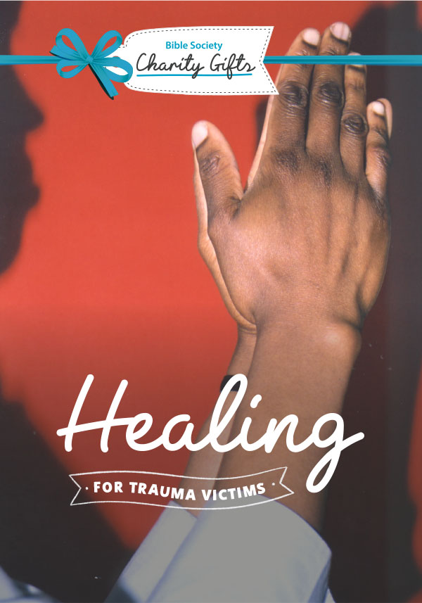 Charity Gift: Healing for trauma victims