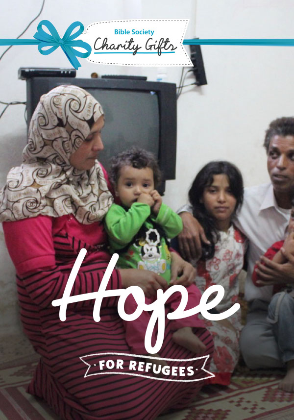 Charity Gift: Hope for refugees