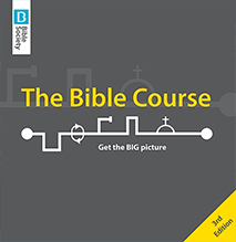 The Bible Course DVD (3rd edition)