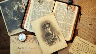 The Bible and World War One