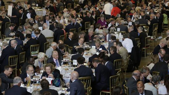 National Parliamentary Prayer Breakfast