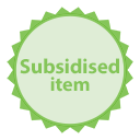 subsidised badge