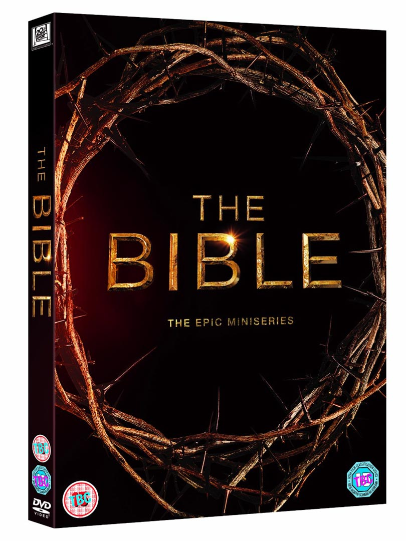 The Bible Mini-Series (Blu-Ray)