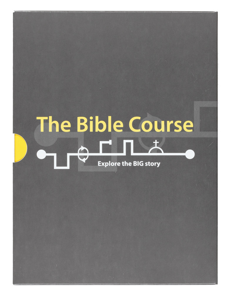 The Bible Course DVD (3rd edition) (Subtitled)