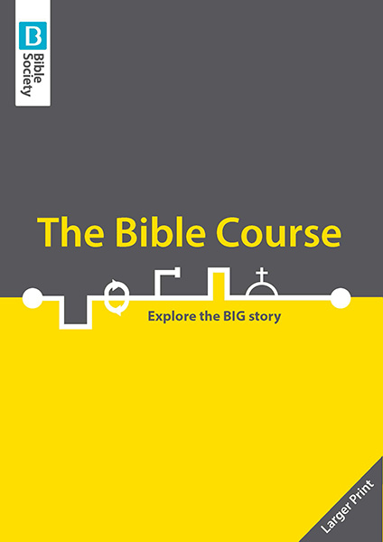 The Bible Course Manual (3rd Edition) Larger Print