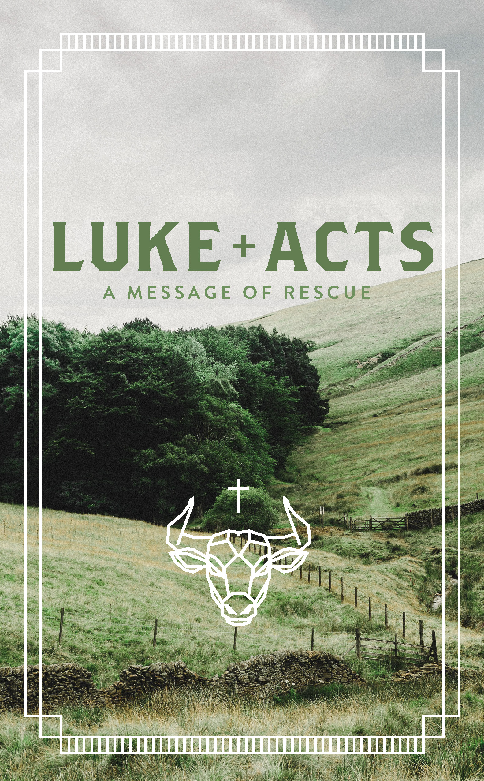 Luke+Acts: A Message of Rescue (GNB)
