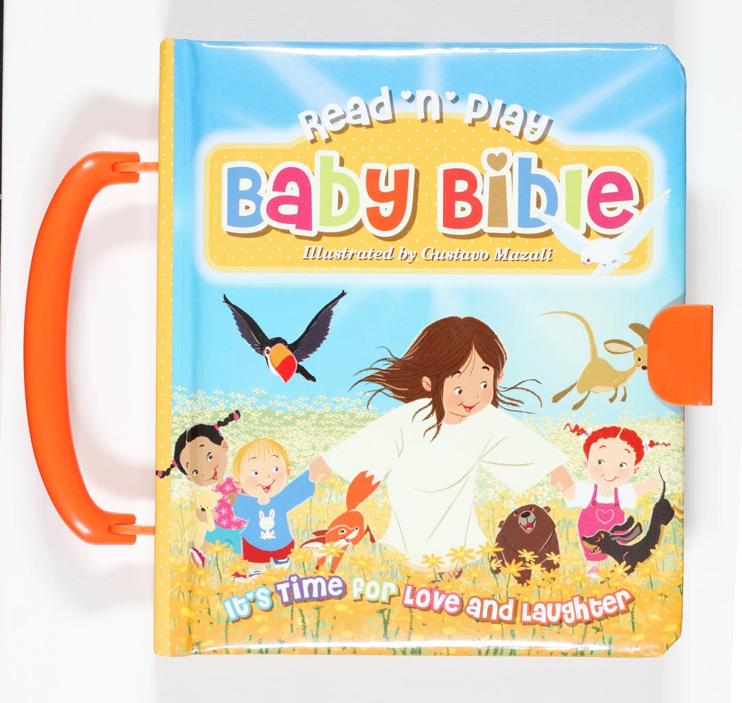 Read N Play Baby Bible