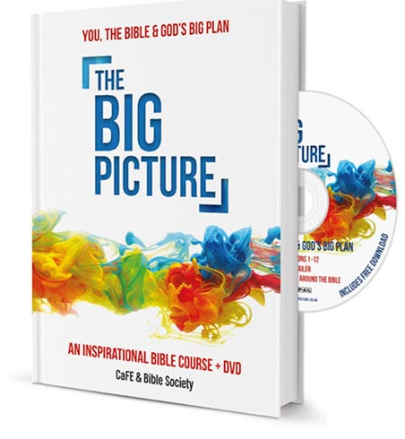 The Big Picture – Book and DVD