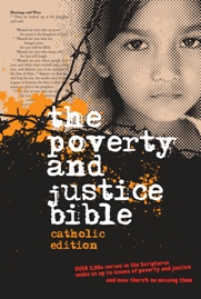 Poverty and Justice Bible Catholic Edition (NRSV)