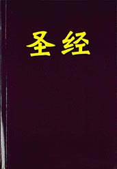 Chinese Union Bible - (CUV) - New punctuation - Simplified script