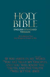 English Standard Version (ESV) Hardback Bible