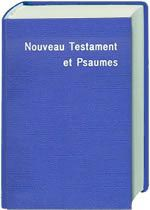 French (Revised Segond) Compact New Testament & Psalms