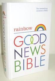 Good News Bible (GNB) Popular Rainbow Hardback Bible