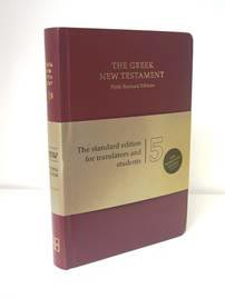 Koine Greek (UBS 5th Edition) New Testament