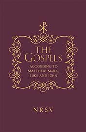 The Gospels - New Revised Standard Version (NRSV) Gift Edition