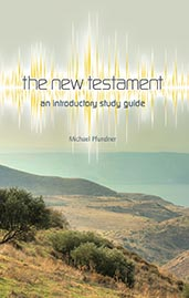 The New Testament: An introductory study guide