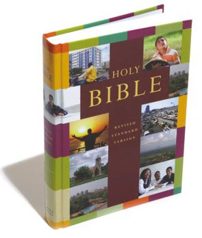 Revised Standard Version (RSV) Popular Illustrated Holy Bible