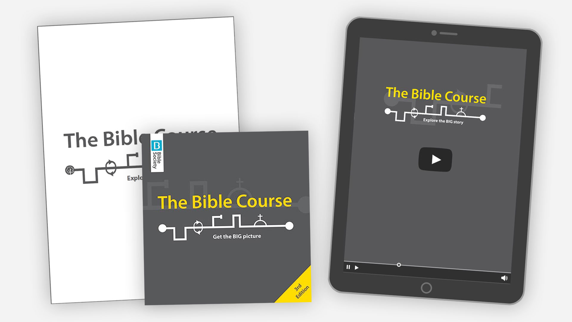 *NEW* The Bible Course bundle