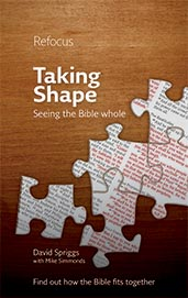 Taking Shape - Seeing the Bible whole