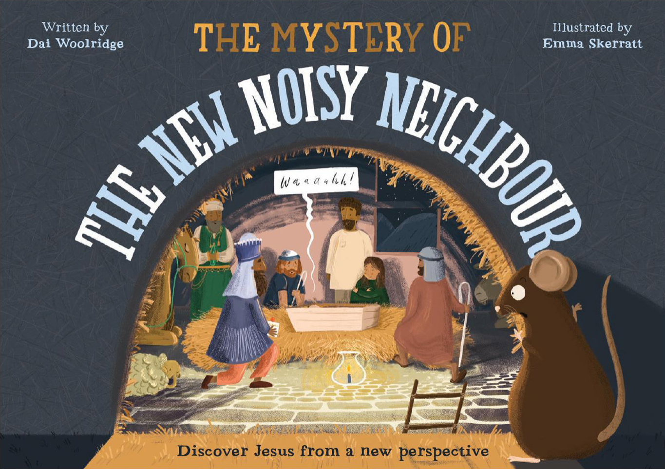 The Mystery of the New Noisy Neighbour