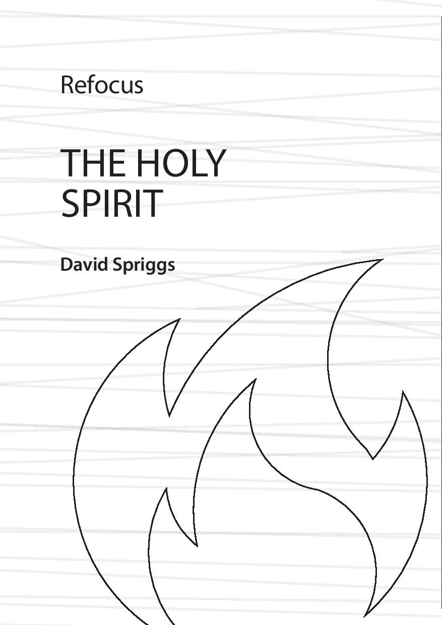 The Holy Spirit (Digital Edition)
