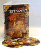 Testament - The Bible in Animation DVD
