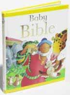 Lion Baby Bible (Age: 9mths - 2yrs)